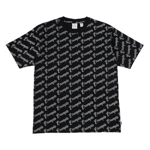 EXAMPLE TOTAL EXAMPLE S/S TEE / BLACK