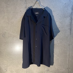 2tone polyester shirt