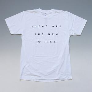 【メール便対応】ROCNATION WING TEE ロックネイション 両面プリントデザインTシャツ ホワイト