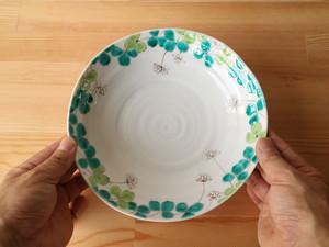 クローバー 盛鉢