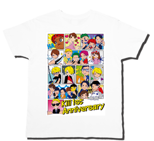 Kiii 1st Anniversary Party Tシャ