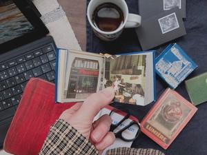 "GERMANY ""LEIPZIG"" miniature book"