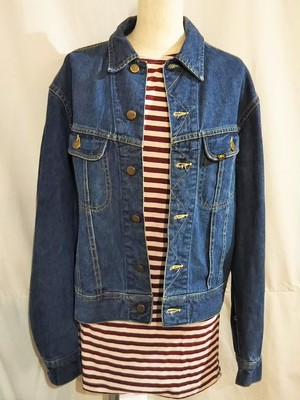 70's  Lee  Denim jacket /Made In USA [827]