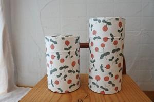 茶筒(小・木いちご)