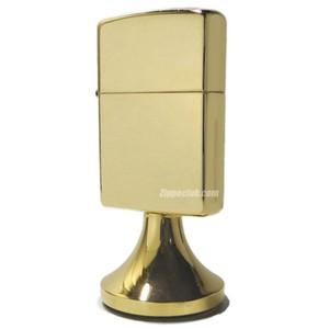ゴールド・プレーテッド・ハンディライト / Zippo Gold Plated Handilite