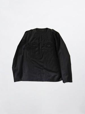3MAN DECK SHIRT Black 063008