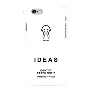 IDEAS/iPhone6/6sケース 800-ホワイト