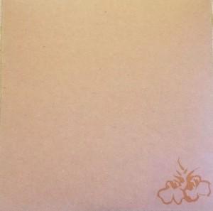 2nd Mini album『橙色』