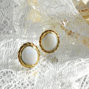 《限定2セット》Brass opal pierce