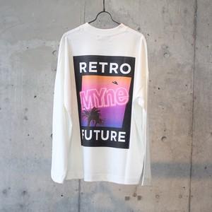 RETRO FUTURE L/S TEE