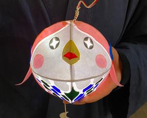 [NEW]津軽藩ねぷた村 LEDライト付きアマビエねぷた