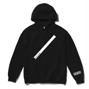 塩田 将己 パーカー ブラック/ホワイト