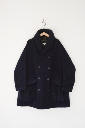 SHAWL PARKA COAT/OF-T020