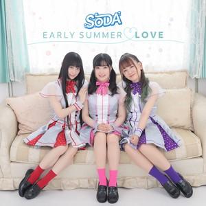 SODA「EARLY SUMMER LOVE」(通常盤)