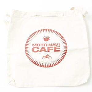 MOTO NAVI CAFE 2WAY Canvas bag