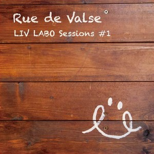 【チャリティ】CD【LIV LABO Sessions #1】