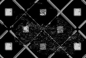 【png画像素材】唐獅子 Mサイズ  横1500px × 縦1015px