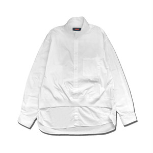 LAYERD SHIRTS / WHITE