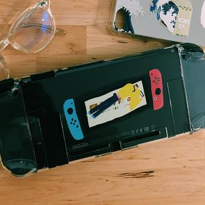 仮想現実の住人Nintendo Switchケース