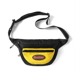 BUTTER GOODS TRAIL HIP PACK BLACK/YELLOW