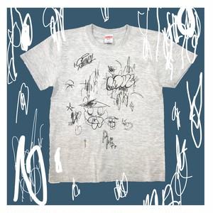 """T-shirts """"星付きロールは仲良しアイズ"""""""