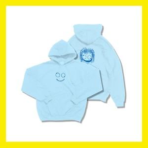 【受注販売】メランコリーツアー パーカー(ライトブルー)