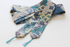 帯結び用kawaii腰ひも|藍