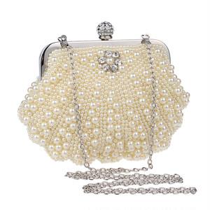 真珠 高級感 バッグ 小さめ かばん 激得 MY9009
