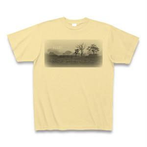 モノクローム1 Tシャツ ナチュラル