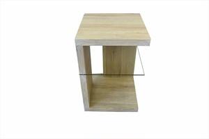 WH Sandbar Side Table / カリフォルニアモダンスタイル サンドバー サイドテーブル / ホワイト