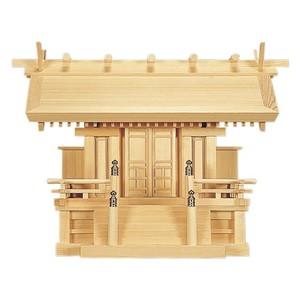 御宮 天神唐戸一社(木曽ひのき)