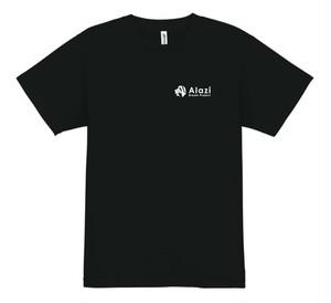 デザインロゴTシャツ黒(半袖)