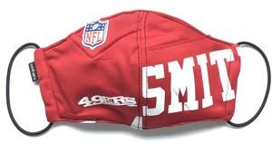【デザイナーズマスク 吸水速乾COOLMAX使用 日本製】 NFL  SPORTS MIX MASK CTMR 1125002