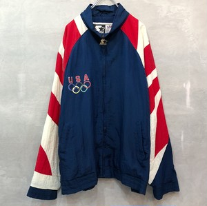 STARTER Olympic USA team  nylon jacket #788