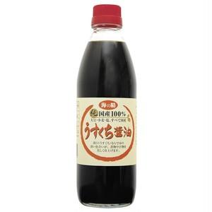 海の精 国産うすくち醤油
