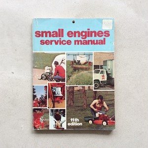 small engines service manual