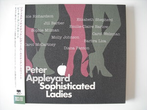 【CD】PETER APPLEYARD / SOPHISTICATED LADIES