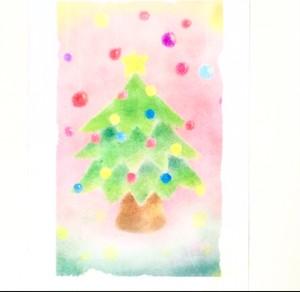 クリスマスツリー型紙&型紙の取り扱い方動画アクセス権