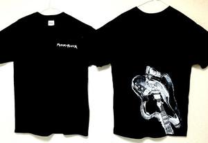 MUSHAxKUSHA T-shirt 2016 「池」