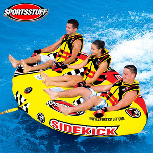 SPORTSSTUFF(スポーツスタッフ) サイドキック3 Sidekick3 3人乗りトーイングチューブ