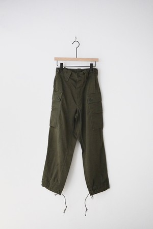 【MILITARY】DUTCH ARMY COMBAT PANTS