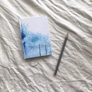 空もようのノート 08