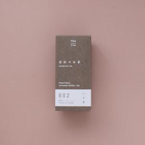 八十茶 802 赤松とペパーミント |  国産 松葉茶 (長野県)