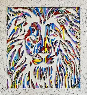 Lion【凹凸】【Original picture】