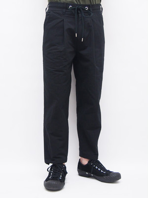 EGO TRIPPING (エゴトリッピング) REVERSIBLE SEMIEASY TROUSERS / BLACK 623602-05