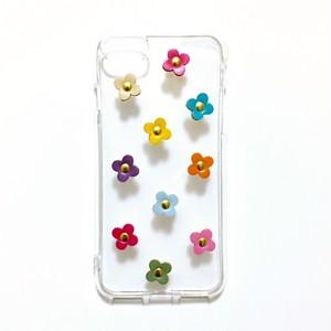 ✜ iphoneケース 8/7対応 ホワイトカラー ✜