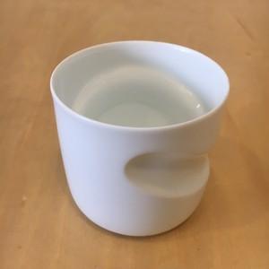 白山陶器 森正洋デザイン ロックカップ 波佐見焼
