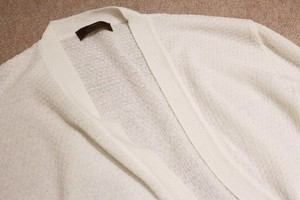 Vandori Linen Silk Cardigan