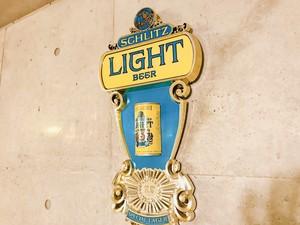 シュリッツ ビール ビンテージ パブサイン