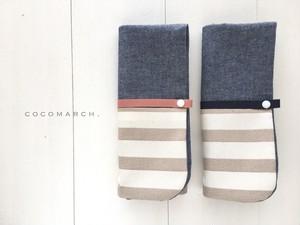 コピー:防水シート入りショッピングカートカバー:cocomarch